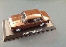 WARTBURG 353 MODEL DIECAST IXO /IST LEGENDARY CARS 1/43 BA38