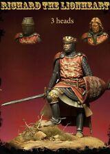 1/24 75mm Richard the Lionheart ancient soldier figure Historical