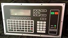 Videojet #356056  Excel Keyboard with LCD Display