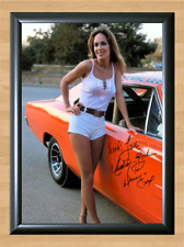 Catherine Bach Dukes of Hazzard Daisy Signed Autographed A4 Photo Print Poster 6