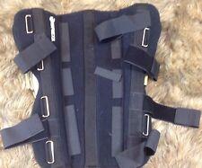 20 Inch Breg Leg Knee Brace Post Operation Immobilizer 6 Strap Tighten Universal
