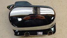 2001 Yamaha XVS65/A XVS650 V Star Y543' left engine motor cover panel