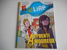 D. LIRE N°119 SEPTEMBRE 2008 - L'APPRENTI AMOUREUX- 9/13 ANS BAYARD