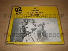 R.O.K. Live From The Paradise Theatre Boston 81' by U2 (CD, BMG) MADE IN AUSTRIA