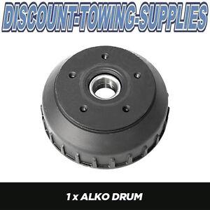 AL-KO Style 2051 Euro/Compact Trailer Brake Drum 5 Bolt x 112mm PCD (573193)