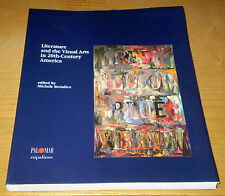 LITERATURE AND THE VISUAL ARTS IN 20th-CENTURY AMERICA Arte Ediz. PALOMAR 2003