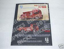 IMC DODGE LITTLE RED WAGON WHEELSTANDER KIT Dealer Sell Sheet Reprint.