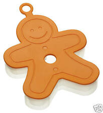 Kitchencraft GINGERBREAD MAN forma Biscotto / Cookie CUTTER. sicuro per bambini.