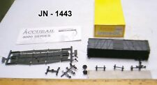 Undecorated 4000 Series 40' O.B. Box - Accurail Kit (Nos)