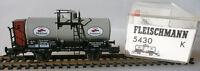 Fleischmann H0 5430 Kesselwagen Mobiloel der Deutschen Reichsbahn Loks Modellbau