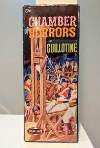 The Chamber of Horrors La Guillotine, Polar Lights Model Kit