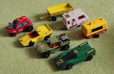*** Alte Spielzeugautos & Anhänger 1970er Jahre: Matchbox und Majorette  ***