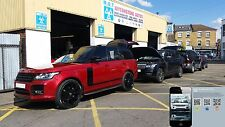 RANGE ROVER SPORT 3.6 RE-MANUFACTURED ENGINE SUPPLY AND FIT