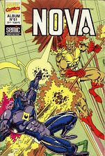 Album Nova N°61 - Marvel Comics - Eds. Semic - 1994