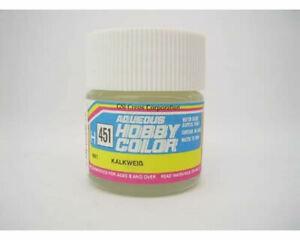 Mr. Hobby Aqueuse Couleur H451 Chalcy Blanc - Citron (10ml) Modélisme