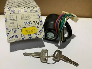 NOS Yamaha RS100 RS125 1975-1978 Ignition Switch 738370 Ten Wire