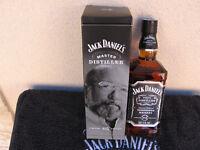 BOUTEILLE MASTER DISTILLER 70CL 43% -- -N5--- FRANK BOBO --- JACK DANIEL'S