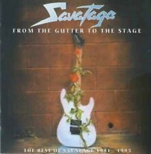 Savatage From the gutter to the stage-The best of 1981-1995  [2 CD]