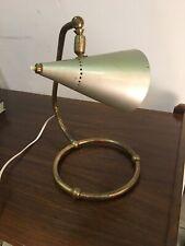 LAMPADA DA TAVOLO 50s ITALIAN DESIGN ARTELUCE ARREDOLUCE STILNOVO TABLE LAMP