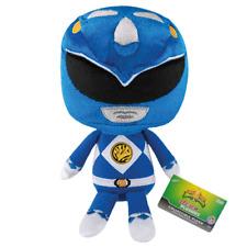 "New Mighty Morphin Power Rangers 8"" Blue Ranger Hero Plushie Official"