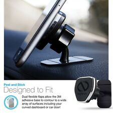 Naztech MagBuddy Universal Anywhere+Magnetic Phone Mount, Hands-free Calls &GPS