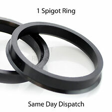 1 Spigot Ring 60.1 - 75 OZ RACING ULTRALEGGERA SUPERLEGGERA RENAULT TOYOTA LEXUS