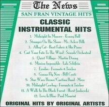 New: Horst Jankowski, Bill Conti, Lal: San Fran Vintage Hits: Classic Instrument