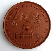 Meissen Medaille: 750 Jahre Stadt Frohburg 1233-1983, Orden2214