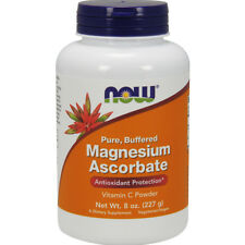 NOW Foods Magnesium Ascorbate Powder - 8 OZ
