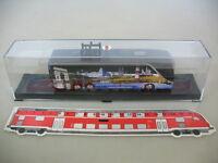 M910-0,5# AWM H0 Bus, Setra S 416 HDH, busfahrt busziele clubziele, OVP