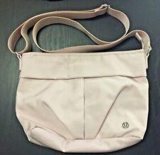 LULULEMON Pink Crossbody Multi-Pocket Handbag Multiple Pockets - NICE!