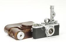 Leica IF M39 with Elmar 3.5/5cm SBOOI 5cm Bright Line Finder FOKOS Rangefinder