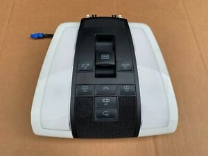 Mercedes Benz C63 AMG W204 2011 Roof Map Light Sunroof Controls A2049005603