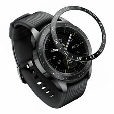 For Samsung Galaxy 42/46mm Gear S2/S3 Frontier Bezel Ring Anti Scratch Cover New