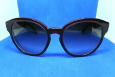 Lunette Vue SUN Glasses Brille PRADA Made in ITALY SPR 18R 56 19 UAN-0A6 140 2N
