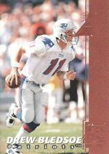 DREW BLEDSOE 1997 PINNACLE ULTRA PRO CARD #5 of 9  NEW ENGLAND PATRIOTS