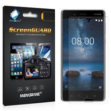 3 Film Protector de pantalla LCD Clear Brillante Lámina Protector Para Nokia 8