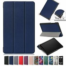 Folio Leather Stand Case Cover For Samsung Galaxy Tab A 8.0'' 2019 SM-T290 T295