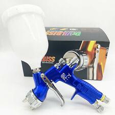 DeVilbiss GTI Pro Lite Gold 1.3mm Nozzle Te20 Car Paint Tool Pistol Spray Gun
