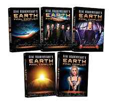Earth: Final Conflict Gene Roddenberry Complete Series Seasons 1 2 3 4 5 DVD NEW