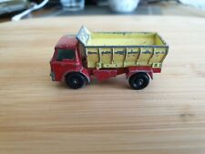 Matchbox Lesney Grit Spreading Truck, Ford, No70, Playworn