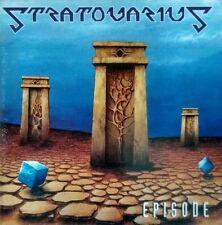 STRATOVARIUS Episode Power Metal Neoclassical Symphonic CD T&T 1996