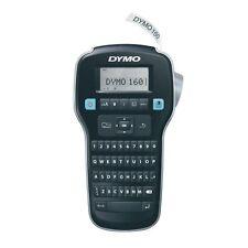 Etichettatrice Dymo portatile LabelManager 160 nero S0946310