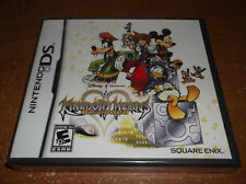 New Kingdom Hearts Re: Coded (Nintendo DS, 2011)
