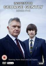 George Gently Series 5 (DVD) Martin Shaw and Lee Ingleby