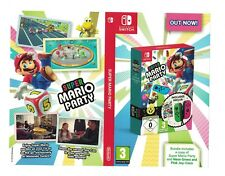 NO GAME Joy cons Nintendo Switch Mario Party box set promo Sleeve shop display