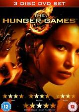 The Hunger Games (3-disc Special Edition) (DVD) (2012) Jennifer Lawrence