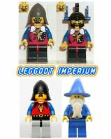 Lego Castle Minifigures - Dragon Knights - wizard minifig FREE POST
