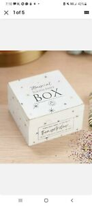 Tooth Fairy Keepsake Box - Container for Kids Teeth