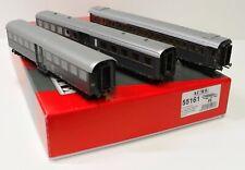 55161 Acme Set treno regionale FS Grigio ardesia Corbellini-Corbellona e Tipo 33